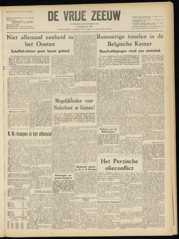de Vrije Zeeuw 1951-11-10
