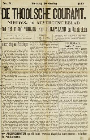 Ierseksche en Thoolsche Courant 1883-10-20