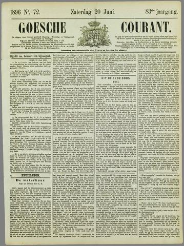 Goessche Courant 1896-06-20