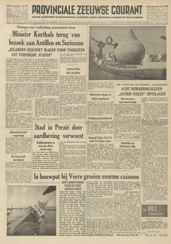 Provinciale Zeeuwse Courant 1960-04-25