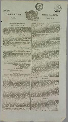 Goessche Courant 1839-07-22