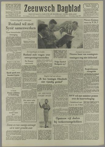 Zeeuwsch Dagblad 1957-08-07