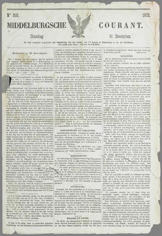 Middelburgsche Courant 1872-12-31