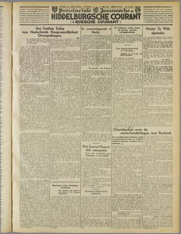 Middelburgsche Courant 1939-05-20