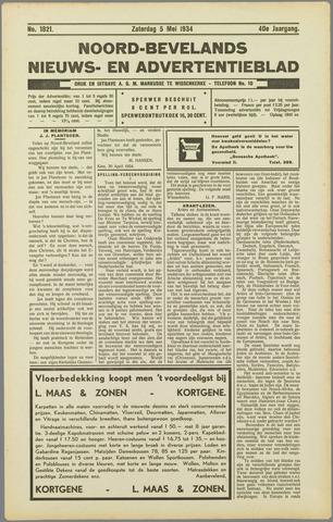 Noord-Bevelands Nieuws- en advertentieblad 1934-05-05