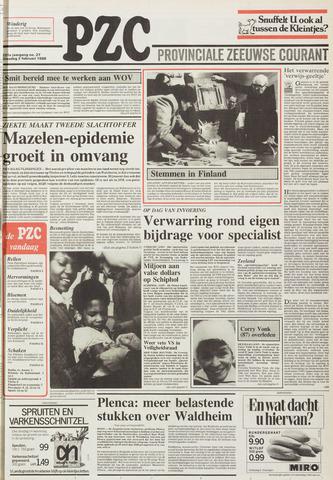 Provinciale Zeeuwse Courant 1988-02-02