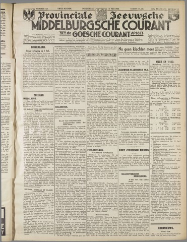 Middelburgsche Courant 1934-05-31