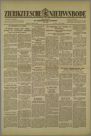 Zierikzeesche Nieuwsbode 1952-02-26