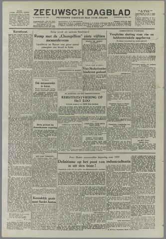 Zeeuwsch Dagblad 1952-12-24