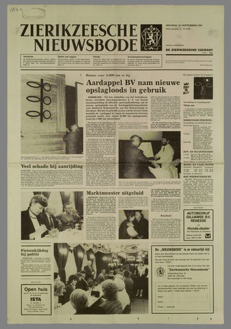 Zierikzeesche Nieuwsbode 1985-09-10