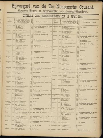 Ter Neuzensche Courant. Algemeen Nieuws- en Advertentieblad voor Zeeuwsch-Vlaanderen / Neuzensche Courant ... (idem) / (Algemeen) nieuws en advertentieblad voor Zeeuwsch-Vlaanderen 1901-06-15