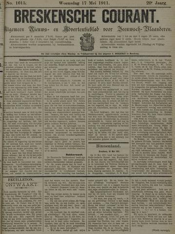 Breskensche Courant 1911-05-17