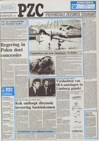 Provinciale Zeeuwse Courant 1988-09-01