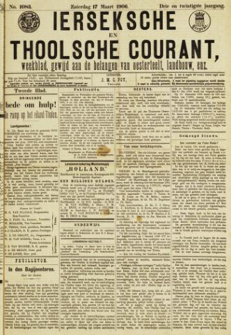Ierseksche en Thoolsche Courant 1906-03-17
