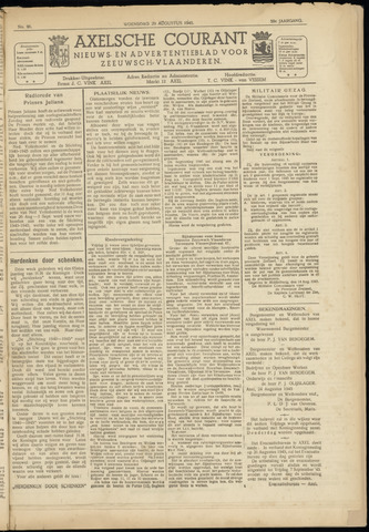 Axelsche Courant 1945-08-29
