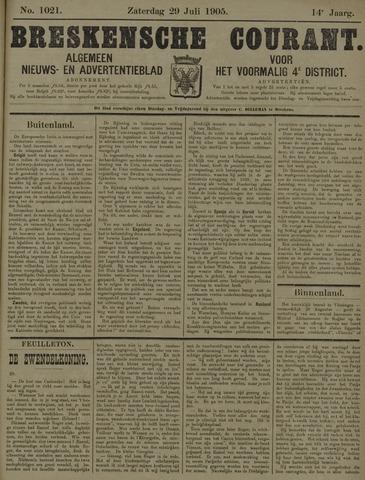 Breskensche Courant 1905-07-29