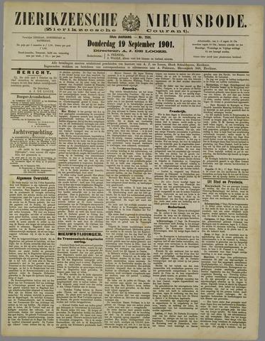 Zierikzeesche Nieuwsbode 1901-09-19