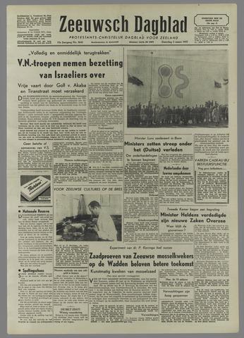 Zeeuwsch Dagblad 1957-03-02