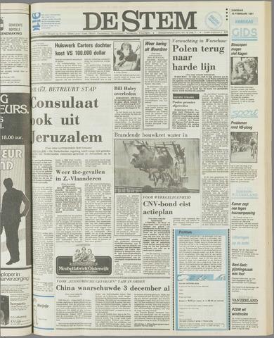 de Stem 1981-02-10