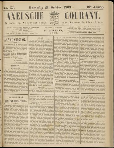 Axelsche Courant 1903-10-21