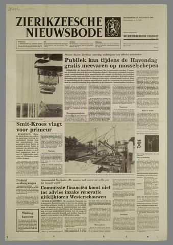 Zierikzeesche Nieuwsbode 1988-08-25