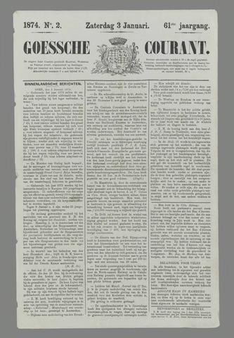 Goessche Courant 1874-01-03
