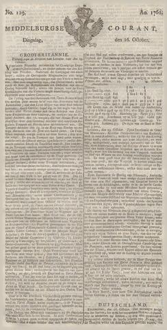 Middelburgsche Courant 1762-10-26