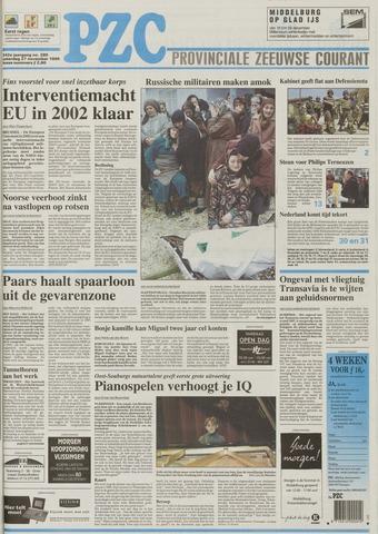Provinciale Zeeuwse Courant 1999-11-27