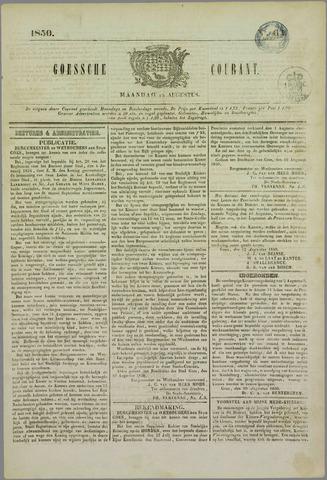 Goessche Courant 1850-08-12