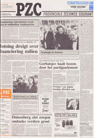 Provinciale Zeeuwse Courant 1989-04-26