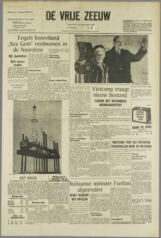 de Vrije Zeeuw 1965-12-29