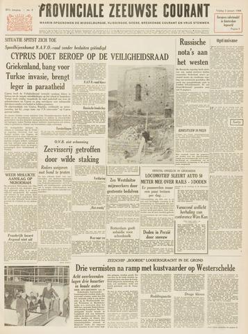 Provinciale Zeeuwse Courant 1964-01-03