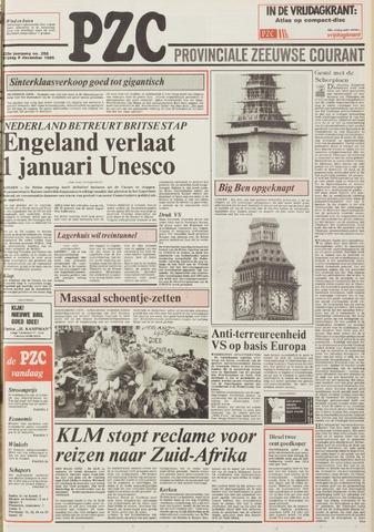 Provinciale Zeeuwse Courant 1985-12-06