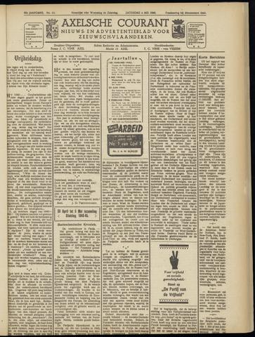 Axelsche Courant 1946-05-04