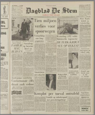 de Stem 1965-01-13
