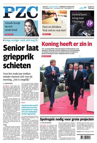 Provinciale Zeeuwse Courant 2015-11-05