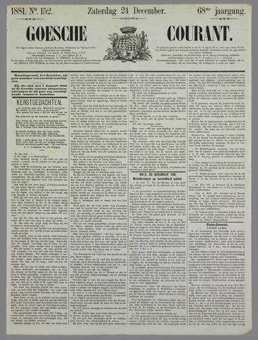 Goessche Courant 1881-12-24