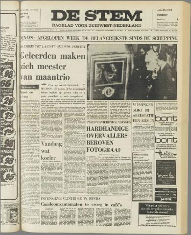 de Stem 1969-07-25