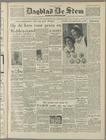 de Stem 1950-11-15
