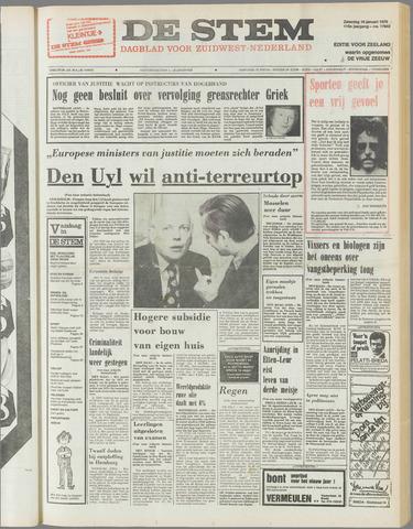 de Stem 1976-01-10