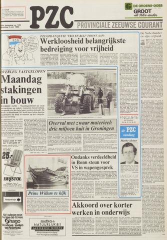 Provinciale Zeeuwse Courant 1985-05-04