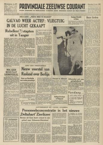 Provinciale Zeeuwse Courant 1961-11-11