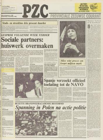 Provinciale Zeeuwse Courant 1981-12-03