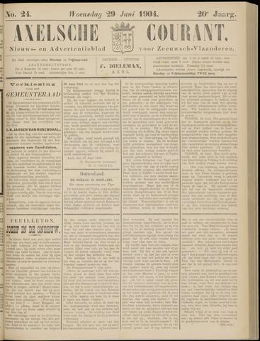 Axelsche Courant 1904-06-29