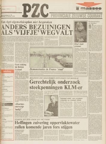 Provinciale Zeeuwse Courant 1979-02-10