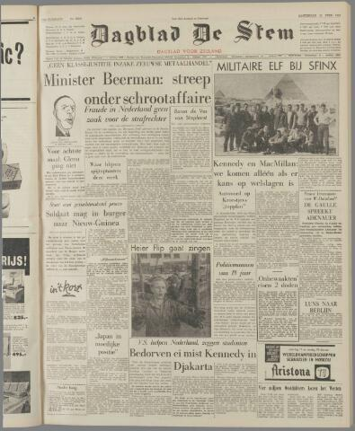de Stem 1962-02-15