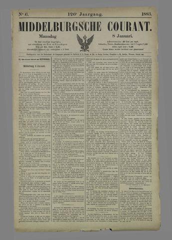Middelburgsche Courant 1883-01-08