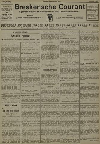 Breskensche Courant 1932-08-20