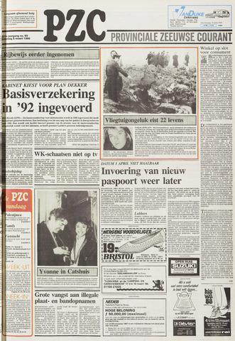 Provinciale Zeeuwse Courant 1988-03-05