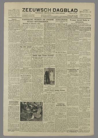 Zeeuwsch Dagblad 1948-05-14